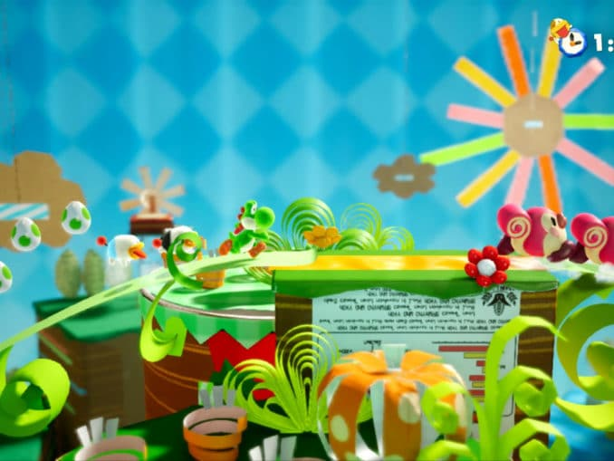Nieuws - Digital Foundry nam Yoshi's Crafted World onder de loep