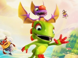 Nieuws - Digital Foundry – Yooka-Laylee and the Impossible Lair analyse