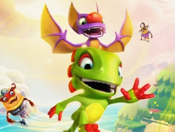 News - Digital Foundry – Yooka-Laylee and the ImpossibleLair analysis