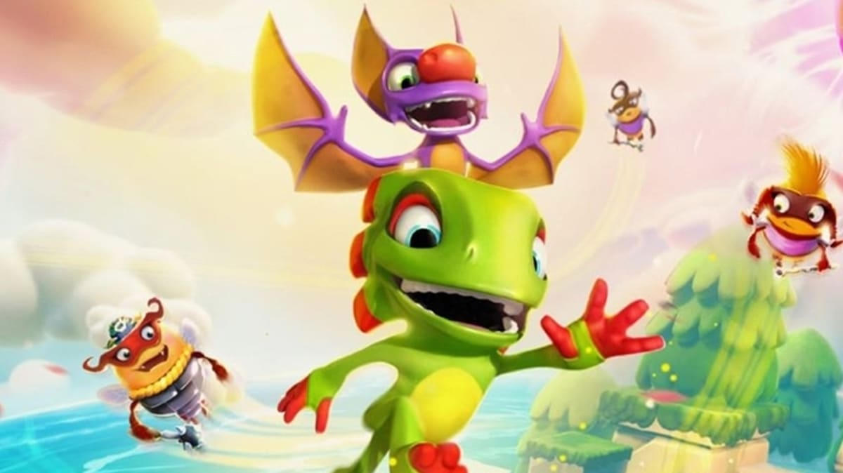 Digital Foundry – Yooka-Laylee and the ImpossibleLair analyse