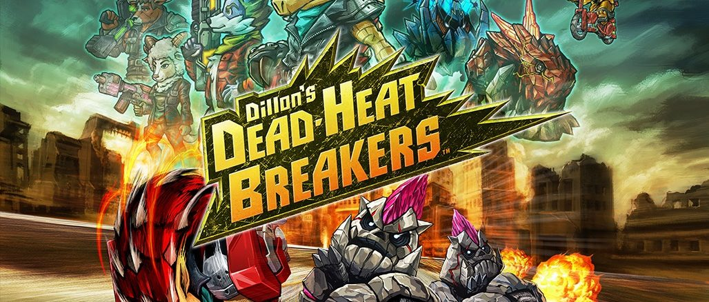Dillon's Dead-Heat Breakers launch trailer