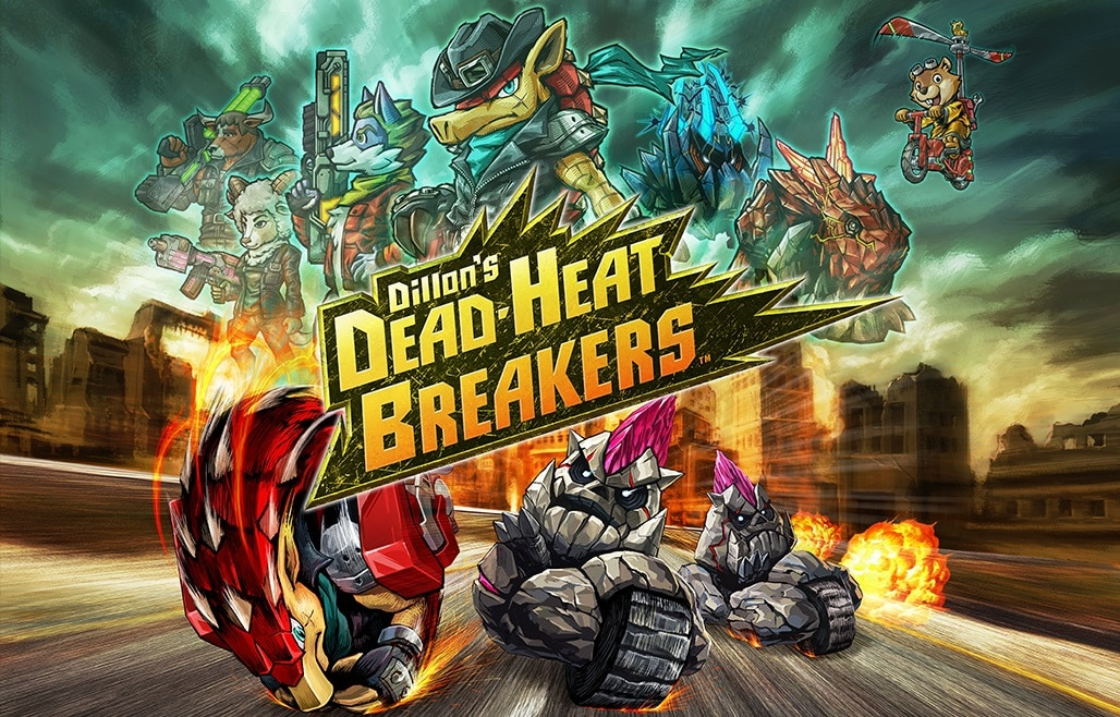Nieuws - Dillon's Dead-Heat Breakers launch trailer