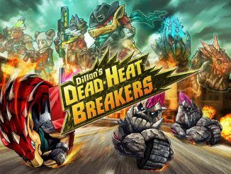Nieuws - Dillon's Dead-Heat Breakers Overview Trailer