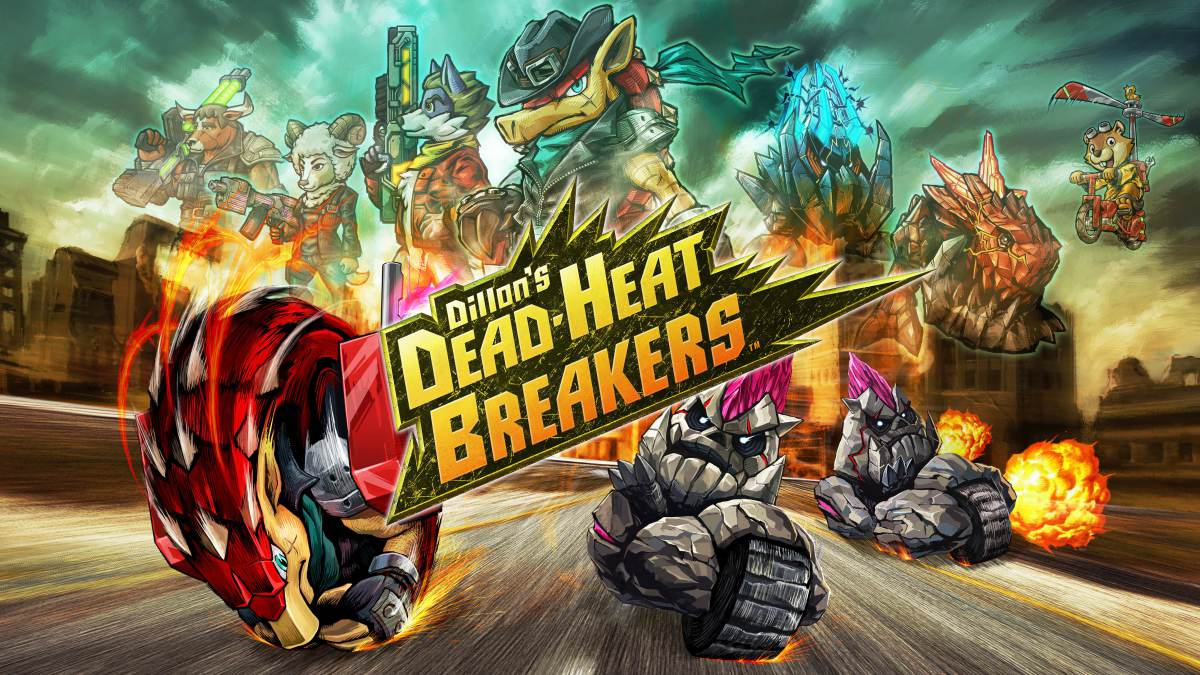 Dillon's Dead-Heat Breakers Overview Trailer