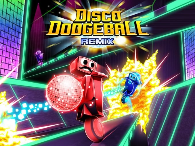 Release - Disco Dodgeball – REMIX