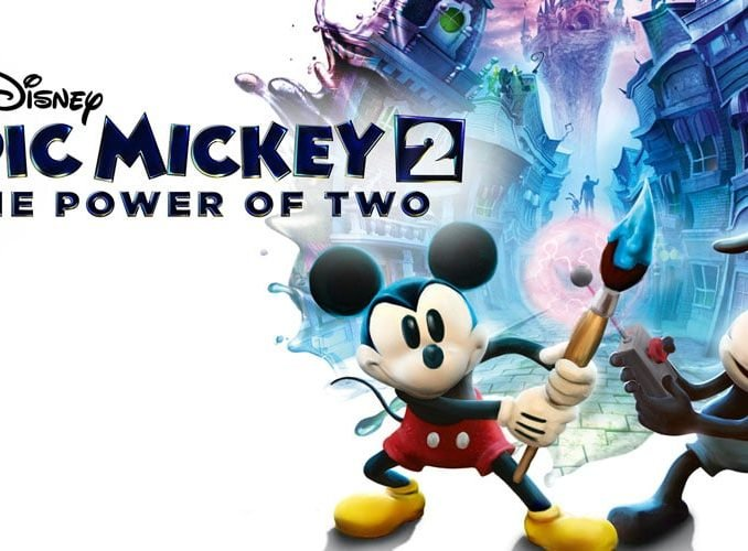 Release - Disney Epic Mickey 2: The Power of Two