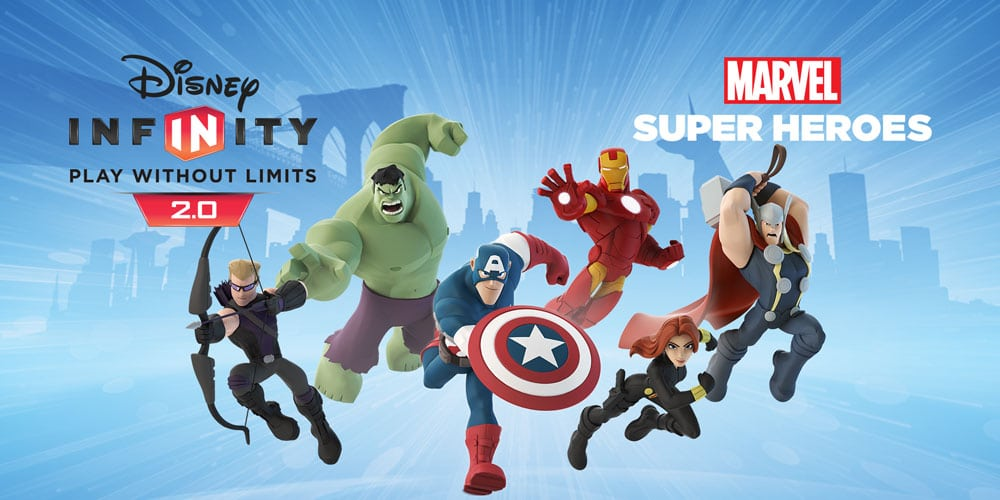 Disney Infinity 2.0: Play Without Limits
