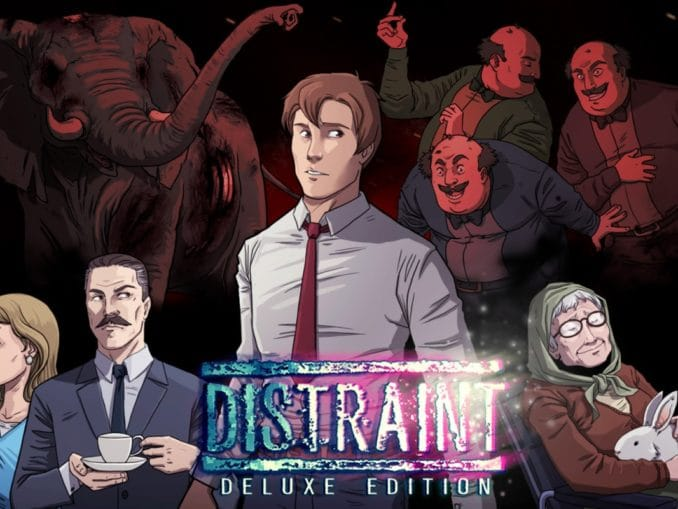 Release - DISTRAINT: Deluxe Edition