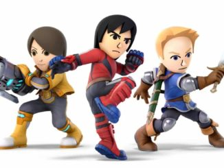 DLC voor Mii Fighter outfits komt in 2019