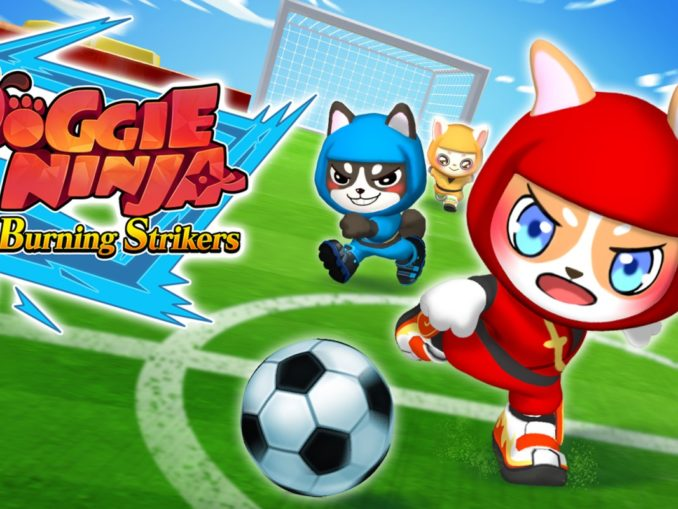 Release - Doggie Ninja The Burning Strikers