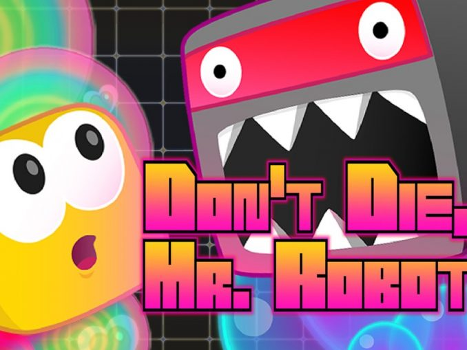 Release - Don't Die, Mr Robot!