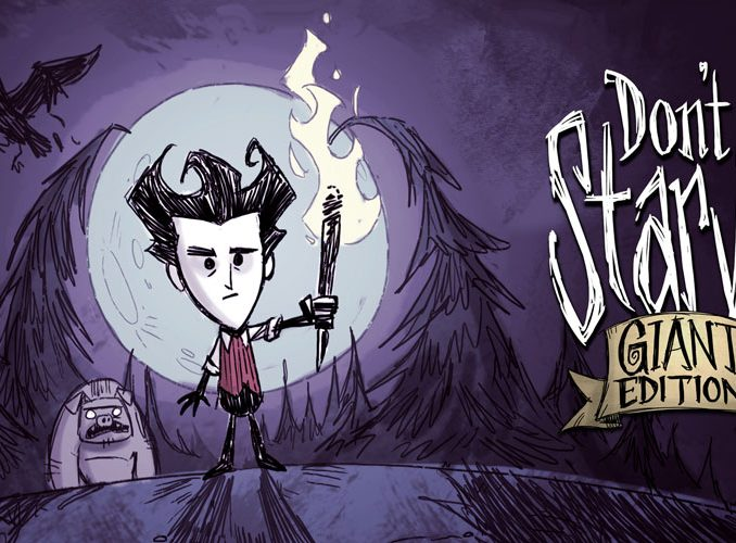Release - Don't Starve: Giant Edition