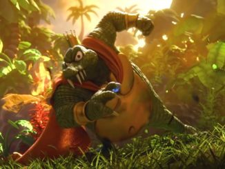 Donkey Kong Country Designer regrets King K. Rool's name