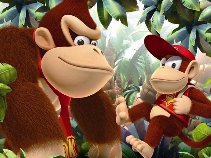 Nieuws - Donkey Kong Country Returns voor NvidiaShield?