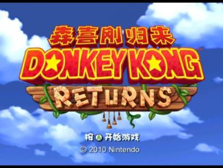 Donkey Kong Country Returns – Just over 1000 copies on Nvidia Shield