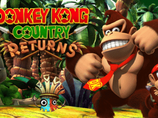 Donkey Kong Country Returns op Nvidia Shield in China