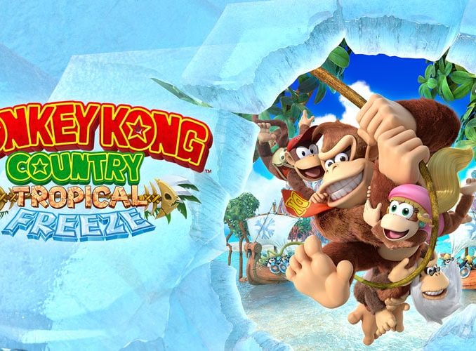 Release - Donkey Kong Country: Tropical Freeze