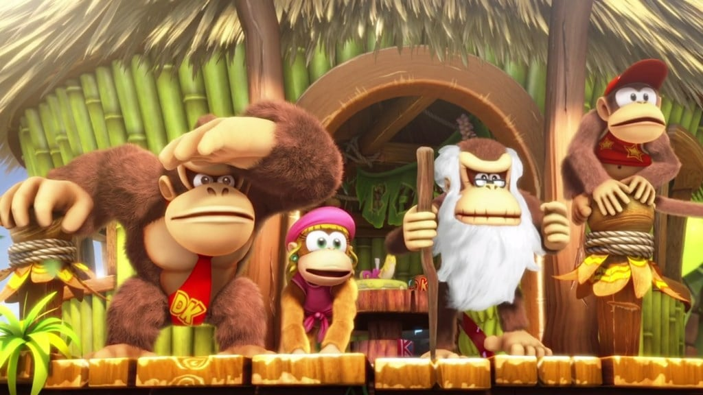 Donkey Kong Country: Tropical Freeze keert terug!