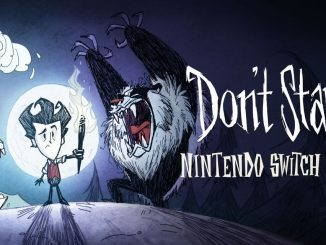 Release - Don't Starve: Nintendo Switch Edition
