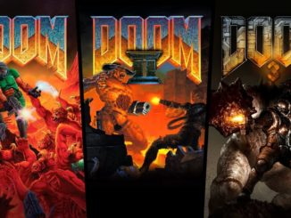 DOOM (1993), DOOM II, and DOOM 3 Trailer