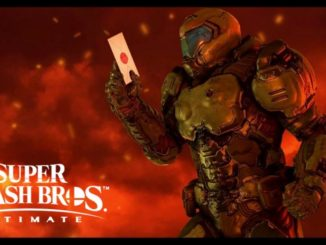 Doom Eternal Director – Doom Slayer voor Super Smash Bros Ultimate