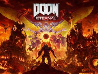 Doom Eternal Directeur – Geen game store, alle cosmetica verdiend via XP