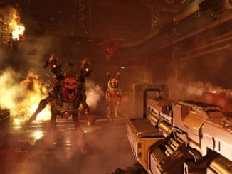 DOOM receives Performance Boost