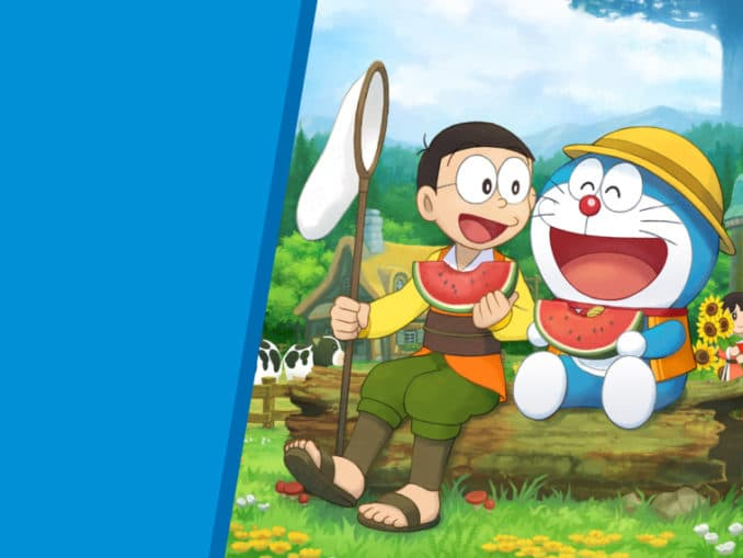 Nieuws - Doraemon Story of Seasons – Farming System trailer