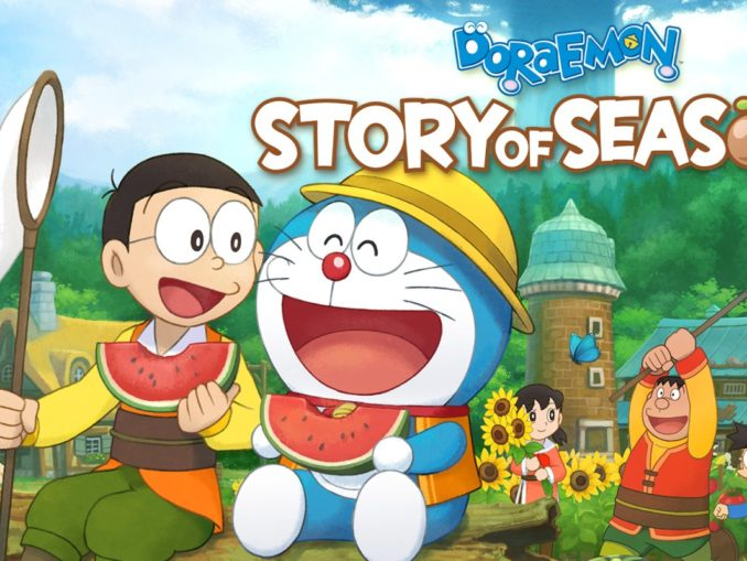 Release - Doraemon Story of Seasons