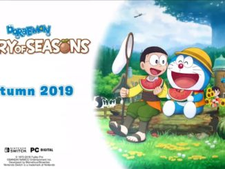 Nieuws - Doraemon Story Of Seasons – Gameplay Trailers officieel Engelse versies