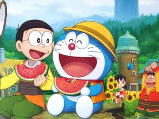 Doraemon: Story of Seasons launch trailer