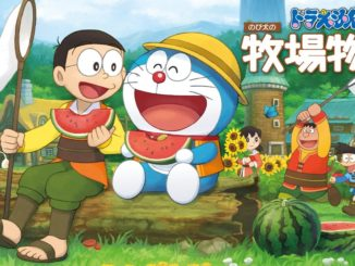 Doraemon Story Of Seasons – Nieuwe Trailer