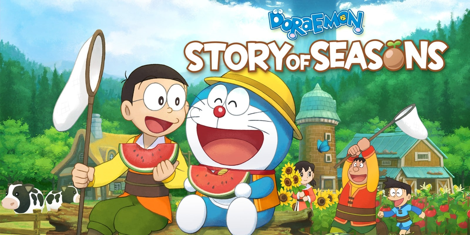 Doraemon Story of Seasons – Update en nieuwe trailer