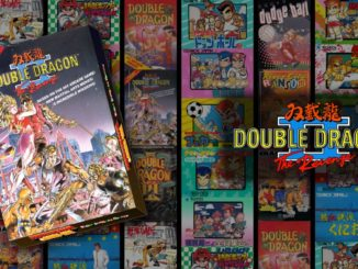 Release - DOUBLE DRAGON Ⅱ: The Revenge