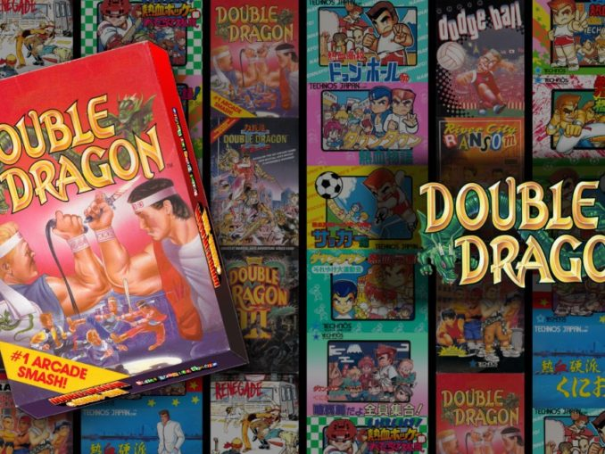 Release - DOUBLE DRAGON