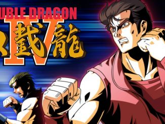 Release - Double Dragon 4