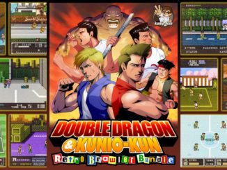 Release - Double Dragon & Kunio-kun: Retro Brawler Bundle