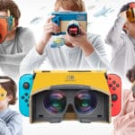 Doug Bowser; Labo VR Kit - Family-friendly, pass-and-play experiences