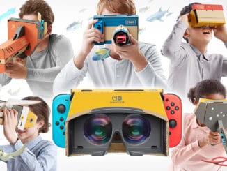 Doug Bowser; Labo VR-kit – Familie-vriendelijk, pass-and-play ervaring