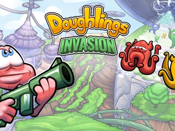 Release - Doughlings: Invasion