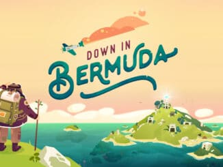 Down In Bermuda komt 14 Januari 2021