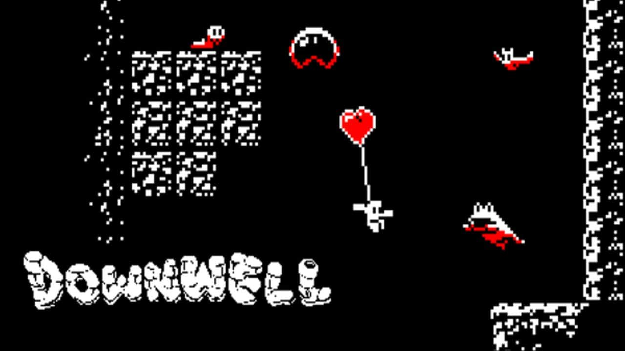 Downwell is now available!