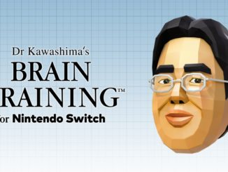 Nieuws - Dr Kawashima's Brain Training For Nintendo Switch – TV Reclame