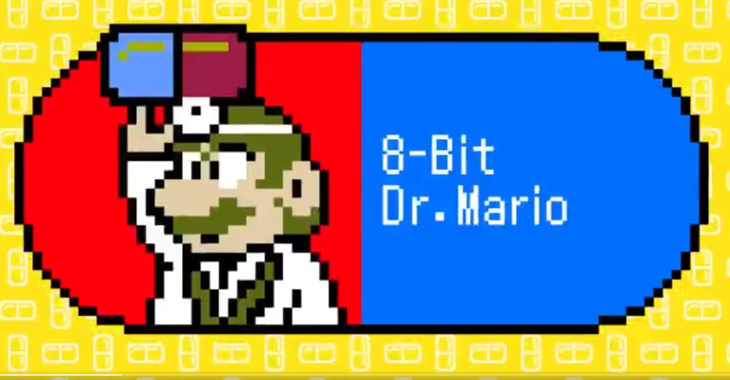 Dr. Mario World celebrates one-year anniversary with 8-bit Dr. Mario