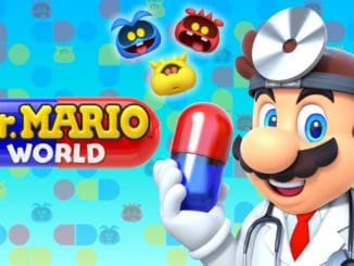 Dr. Mario World is too much like Candy Crush