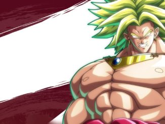 Dragon Ball FighterZ – Broly komt eraan!