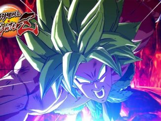 Dragon Ball FighterZ – Broly DBS Trailer