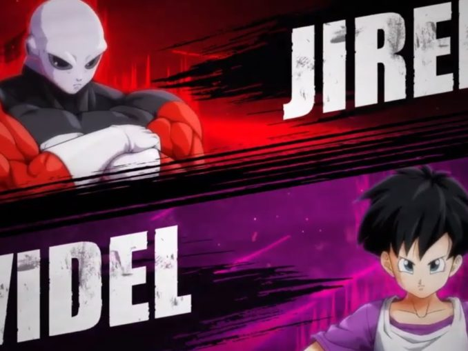 News - Dragon Ball FighterZ Pass 2 – Jiren and Videl coming January 31st