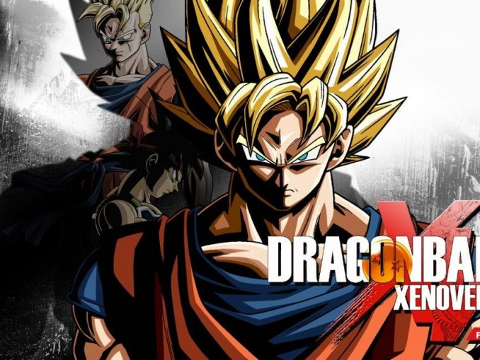 Release - DRAGON BALL XENOVERSE 2