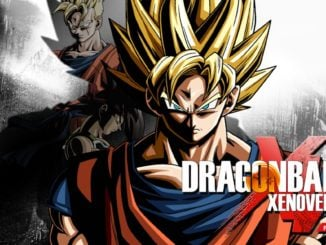 Release - DRAGON BALL XENOVERSE 2 for Nintendo Switch